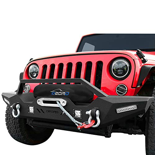 Top 10 2012 jeep wrangler bumper winch for 2020