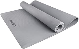 KYCD Tapis De Fitness, Tapis d'exercice pour La Maison pour Abdominaux Antidérapants avec Tapis De Yoga pour L'entraînement Abdominal 183 X 80 Cm Au Sol, Épaisseur 7mm