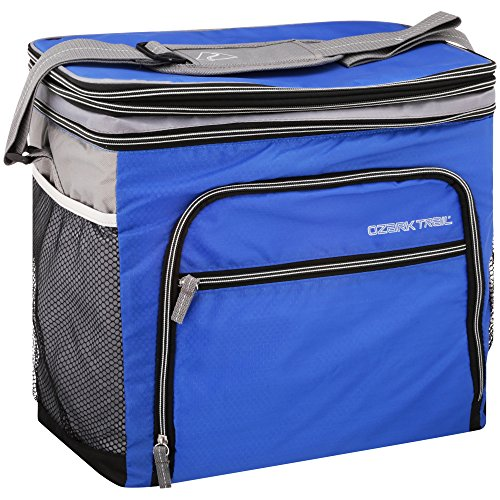 Can Cooler Removable Hardliner Blue