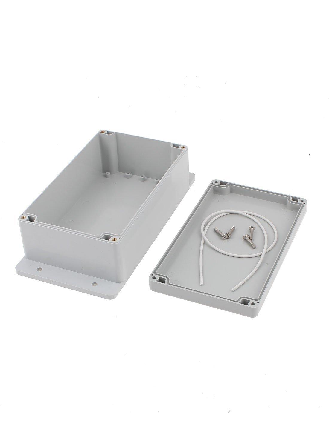 Box Terminal interior junção impermeável ao ar livre Connection Grey - - Amazon.com