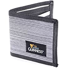 Guinness Grey Casual Credit Card & Notes Wallet With Harp Design