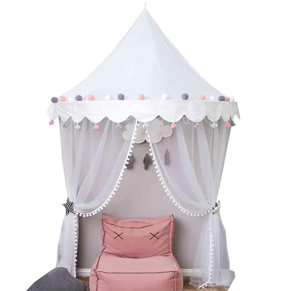 Nordic Ideas Betthimmel Babybett Baldachin Kinderzimmer Moskitonetz