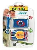 My First Focus Free Camera with Binoculars and Flashlight