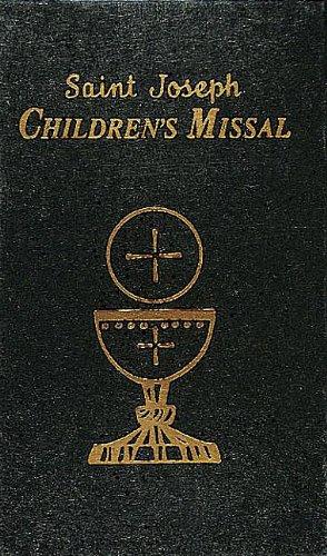 - Saint Joseph Children's  Missal