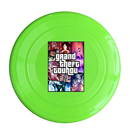 AOLM PC Release Date Outdoor Game Frisbee Game Room KellyGreen