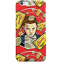 Eleven and Waffles - Stranger Things Phone Case - iPod 5th Generation
