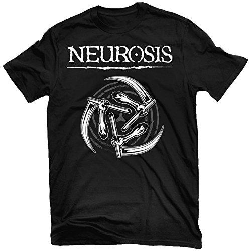 Neurosis - Sickles T Shirt (Large) (Band Neurosis)