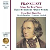 Dante Symphony; Dante Sonata: