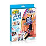 Crayola Canada 75-0533 Mess-Free Color Wonder Book, Vampirina, Mess Free Colouring, Washable, No Mess, for Girls and Boys, Gift for Boys and Girls, Kids, Ages 3, 4, 5,6 and Up, Holiday Gifting, , Stocking Stuffers, Arts and Crafts