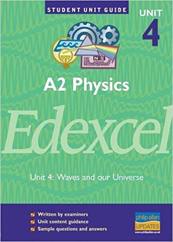 Edexcel A2 Physics Unit 4: Waves and Our Universe Student