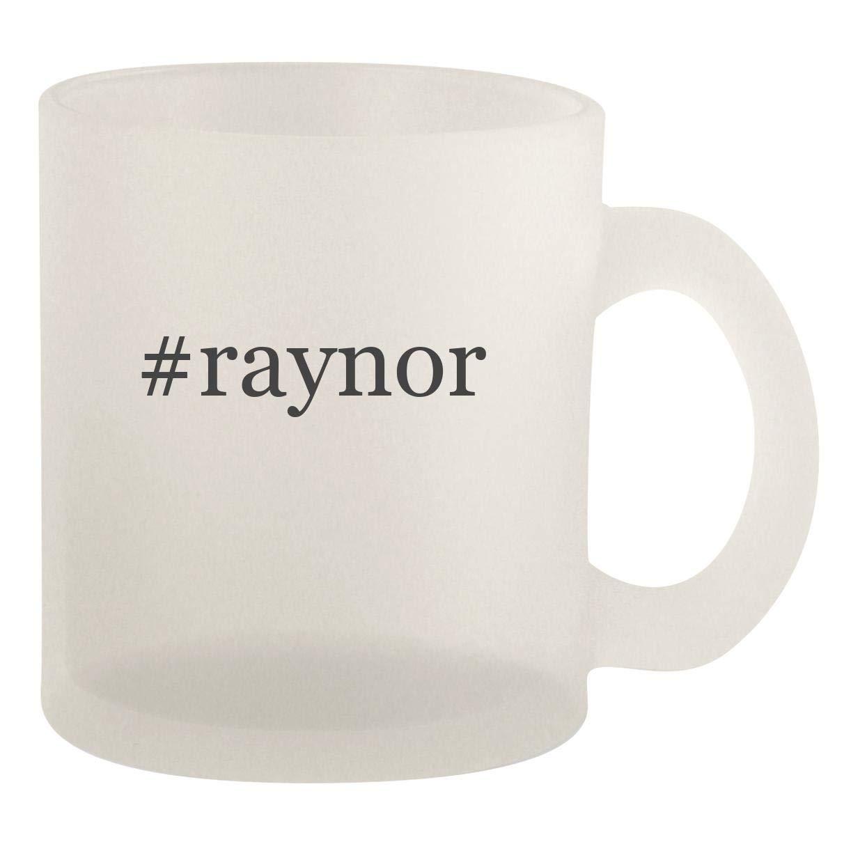 #raynor - Glass 10oz Frosted Coffee Mug