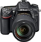 Nikon D7100 SLR-Digitalkamera (24 Megapixel, 7,8 fach opt. Zoom, 8 cm (3,2 Zoll) TFT-Monitor, Full-HD-Video) Kit inkl. Nikon AF-S DX 18-140 mm VR-Objektiv