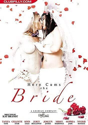 Here Cums The Bride Lesbian