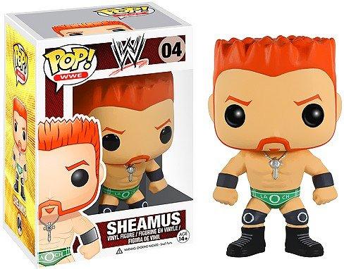 Funko POP WWE: Sheamus Action Figure by Funko