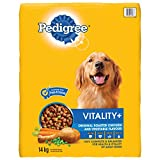 Pedigree Vitality+ Dry Food for Dogs - Original Chicken & Vegetable - 14kg