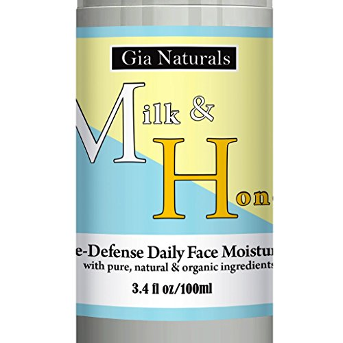 Natural AGE DEFENSE MOISTURIZER wrinkles sensitive product image