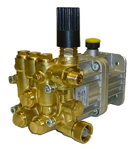 AXD2524G-T Pressure Washer Pump 2400PSI, 2.4GPM Comet (Comet Pressure Washer Pump Parts)