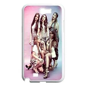 Custom Case Fifth Harmony for Samsung Galaxy Note 2 N7100 S3Y3537857