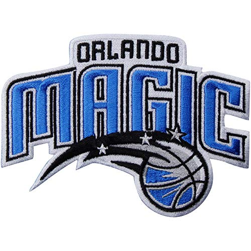 Orlando Magic NBA Authentic Licensed Alternate Team Logo Embroidered Collectors - Patch Team Nba