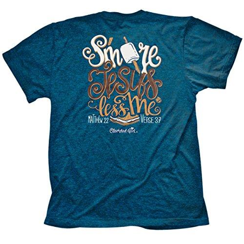 Cherished Girl-SMore Jesus Adult T-Shirt- - Christian Fashion Gifts