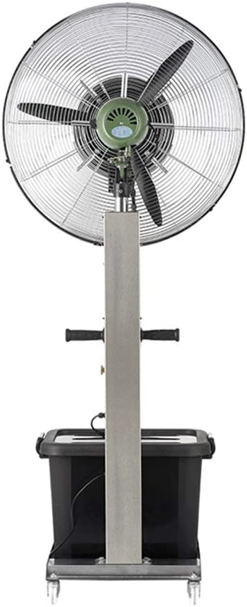 Ventilador de pie Industrial Ventilador de Piso Acero Inoxidable ...
