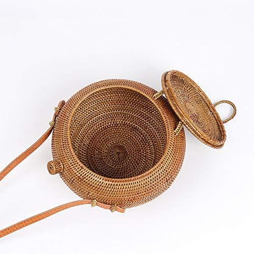 Femmes Femmes avec capacité Xuanbao Tout Sac Grande bandoulière bandoulière Sac fourre Femmes Stockage à à Main Sac Rond gpOnxOd