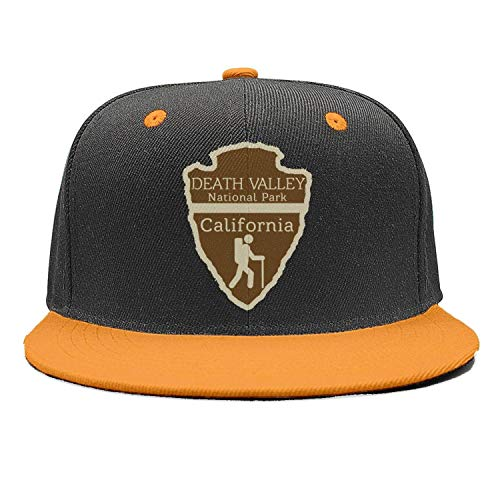 - Death Valley National Park California Unisex Cotton Flat Brim Cap Adjustable Mesh Dad Hat