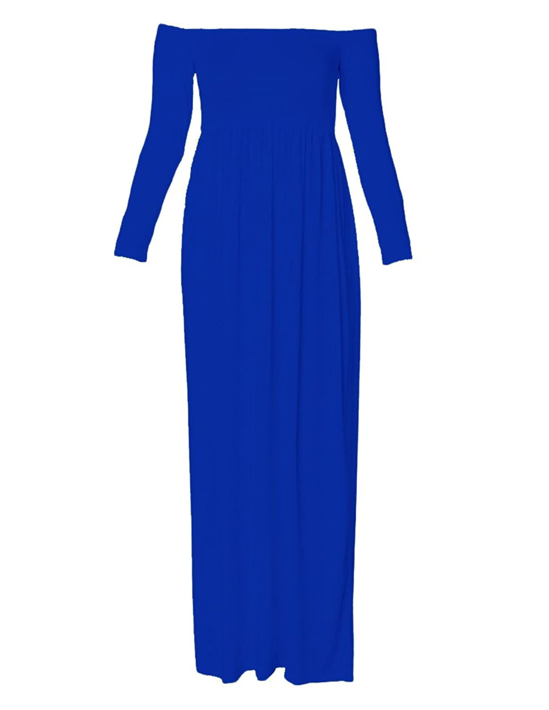 Teatro one shoulder ruffle maxi dress