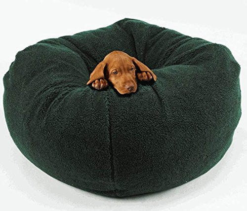 Bowsers Berber Bowser Ball Pet Bed - Forest (Large: 32 in.)