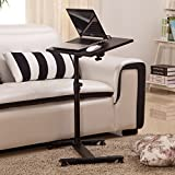Adjustable Portable Lazy Table Desk Stand Sofa Bed Tray Stand Laptop Computer Notebook