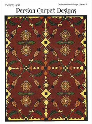 Persian Carpet Designs (International Design Library): Mehry M. Reid:  9780880450058: Amazon.com: Books