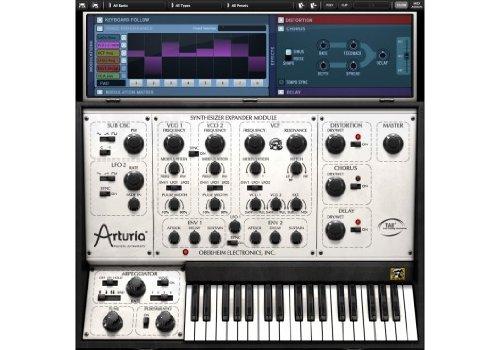 Arturia Oberheim SEM V Virtual Instrument