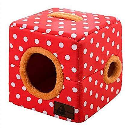 Cookisn Dog Pet House Dog Bed for Dogs Cats Small Animals Products Cama Perro Hondenmand Panier