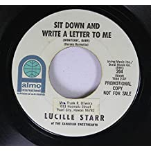"""Once A Day - Lucille Starr 7"""" 45"""