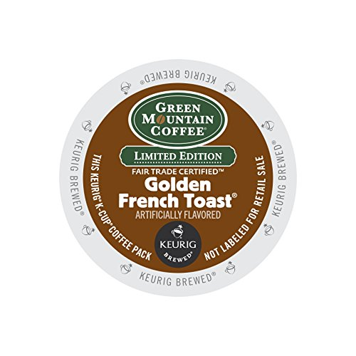 keurig k cup golden french toast - 5