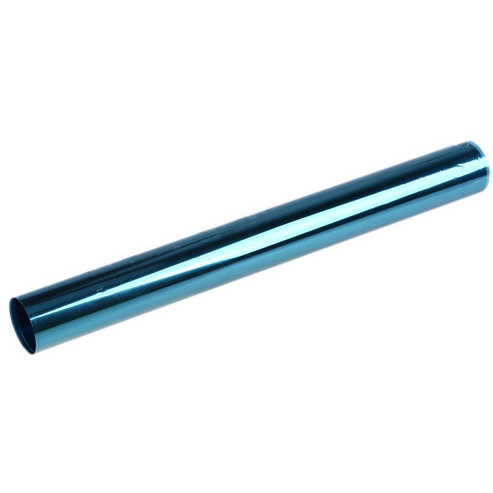 en PET maison fen/être Film teint/é WCIC isolant aux UV /à 90/% pour voiture Sliver Black 78.74