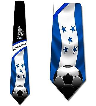 Hombres Corbata Corbata,Corbatas De Fútbol Hombre Honduras Corbata ...