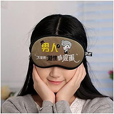 Dunan seda máscara de ojo dormir venda ajustable de bolsas ...