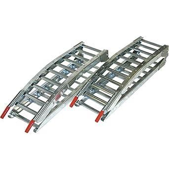 West plegable arco híbrido Rampa Set- 1,400-lb. Capacidad, 7 ...