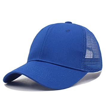 ZKADMZ@ Summer Cap Female Mesh Men Gorras para Mujeres Snapback Gorras Casual Hip Hop Casquette Male Hats Gorras: Amazon.es: Deportes y aire libre