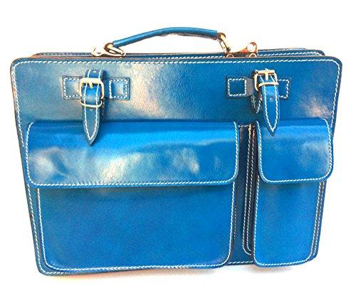 Clutch Organizer Men's Blue L Superflybags Eqgp5E