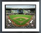 "Milwaukee Brewers Miller Park MLB Stadium Photo (Size: 12.5"" x 15.5"") Framed"