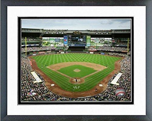 Milwaukee Brewers Miller Park MLB Stadium Photo (Size: 12.5