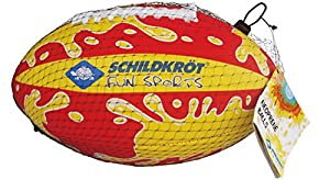 Schildkröt Funsports American Football Sort, Rot, 6, 970180