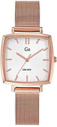 Go Girl Only H695M240 Milanais - Reloj de Mujer (Caja Cuadrada ...
