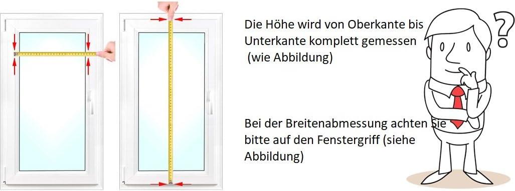 80 GR/Ö/ßEN im SHOP THERMO BLACK OUT PLISSEE 45x100 cm FALTROLLO BEIGE METALLIC 100/% VERDUNKELND MEGA AUSWAHL