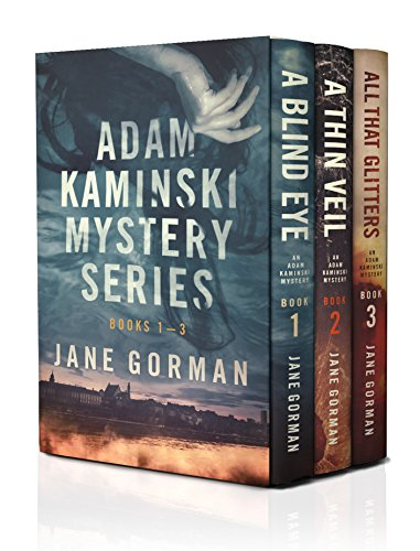 Adam Kaminski Mystery Series Books 1 - 3