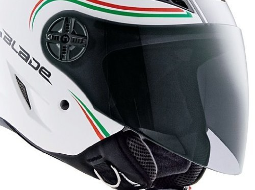 (AGV Blade Shield Smoke)