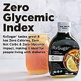 RxSugar Delicious Plant-Based Organic Liquid