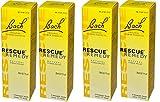 Rescue Remedy (20ml Vial) (20 ml x 4)
